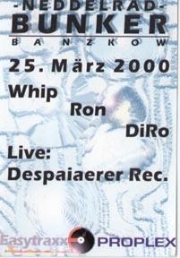 2000.03.25 Bunker Panzow