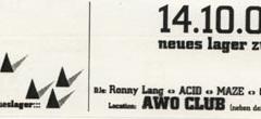 2000.10.14 Awo Club
