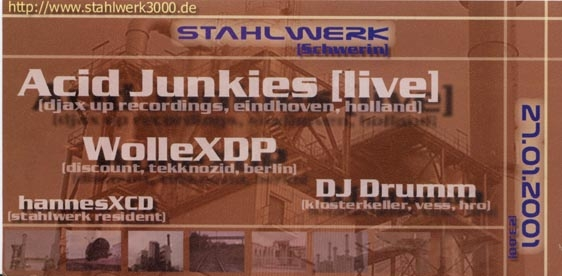 2001.01.27 Stahlwerk3000 a