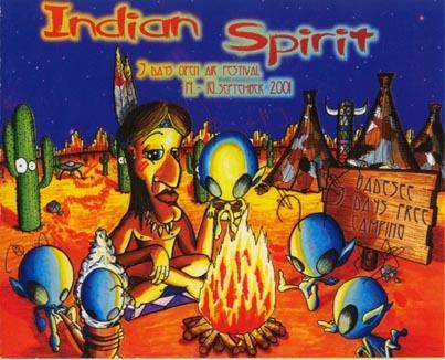 2001.09.14 Indian Spirit