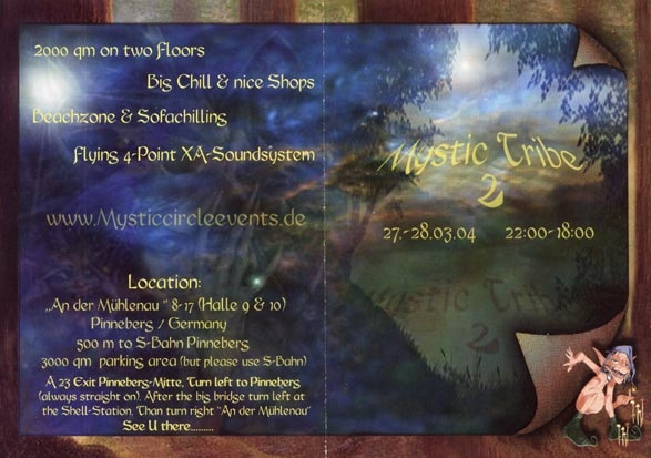 Mystic Tribe 2 - 2004.03.27 a