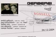 2004.12.04 Gerberei