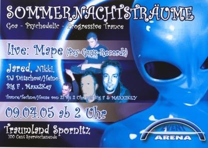 2005.04.09 Traumland Spornitz