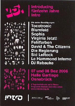 2006.12.08 Osnabrueck