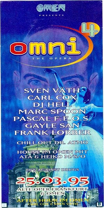 1995.03.25 Alte Oper Frankfurt  Omen