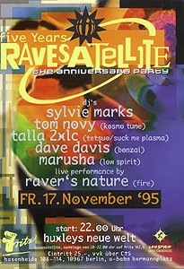 1995.11.17 Rave Satellite