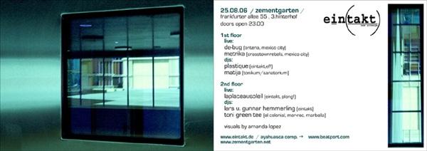 2006.08.25 B - Zementgarten