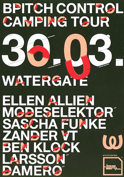2007.03.30 Berlin - Watergate a