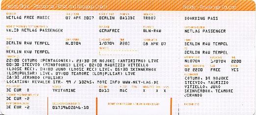 2007.04.08 Berlin - Raw temple a