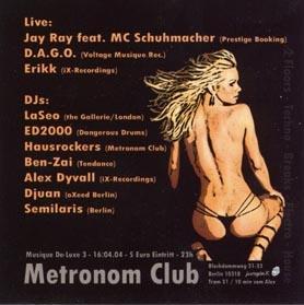 2004.04.16 Metronom Club b