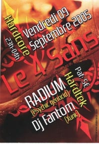 2005.09.17 Le 4 Sans