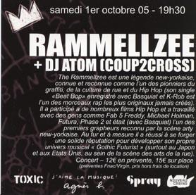 2005.10.01 Nouveau Casino c