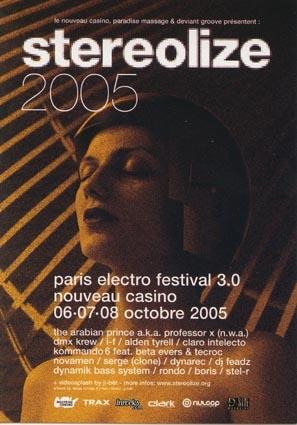 2005.10.06 Nouveau Casino