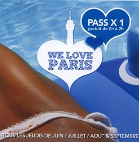 We Love Paris a