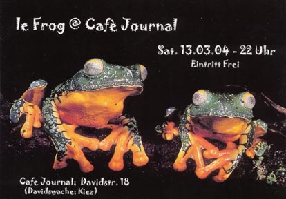 2004.03.13 Cafe Journal a
