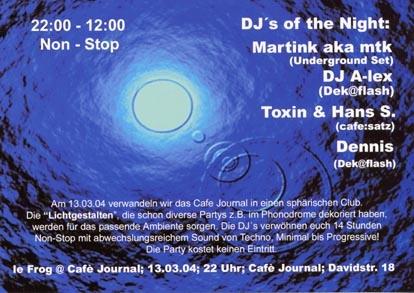 2004.03.13 Cafe Journal b