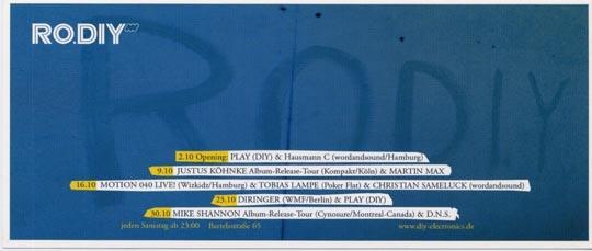 2004.10 RoDiy b