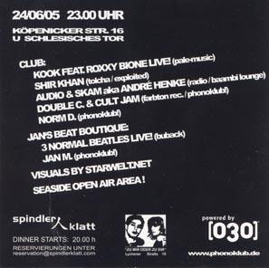 2005.06.24 Phonoklub b