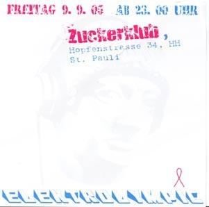 2005.09.09 Zuckerclub a