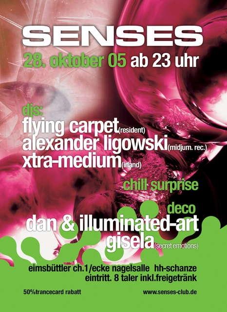 2005.10.28 Sense Club