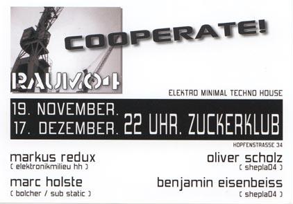 2005.12.17 Zuckerclub