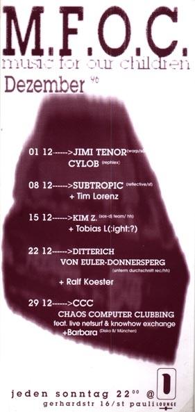 1996.12 Lounge Club
