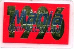 Clubkarte 1996 Voila