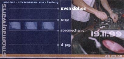 1999.11.19 Juice Club