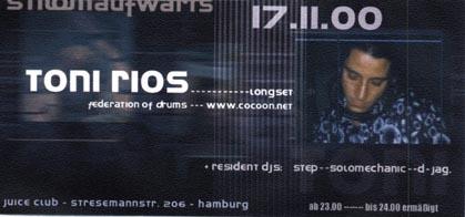 2000.11.17 Juice Club