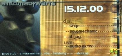 2000.12.15 Juice Club