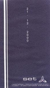 2000.12.21 LaCage
