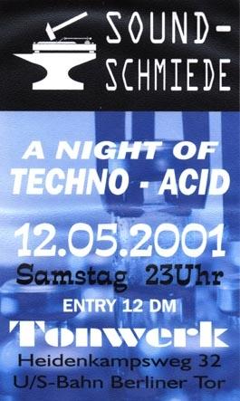2001.05.12 Tonwerk