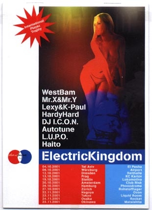 2001.10.26 Phonodrome