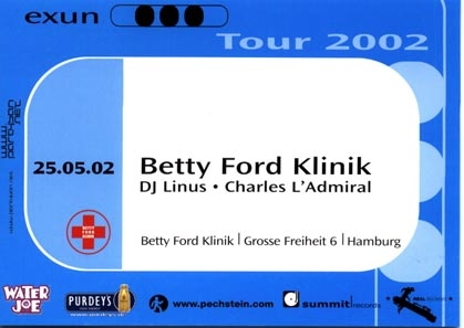 2002.05.25 Betty Ford Klinik