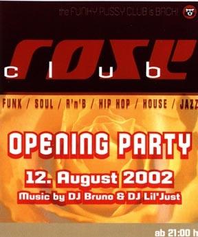 2002.08.12 Funky Pussy Club