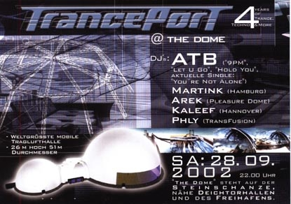 2002.09.28 The Dome