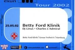 2002.05.25 Betty Ford Klinik