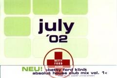2002.07 Betty Ford Klinik