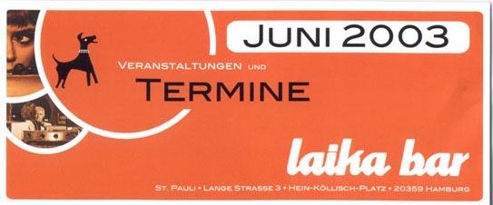 2003.06 Laika Bar