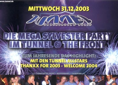 2003.12.31 Tunnel