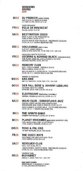 2006.05 - Mandarin Kasino b