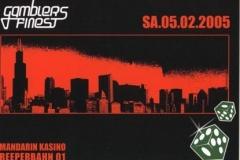 2005.02.05 a Mandarin Kasino