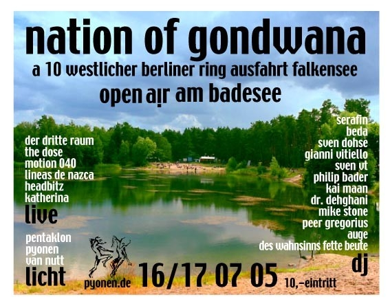 2005.07.16 OA - Nation of Gondwana