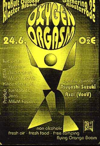 1995.06.24 Oxygen Orgasm