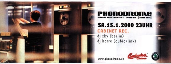 2000.01.15 Phonodrome