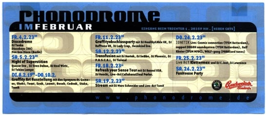 2000.02 Phonodrome