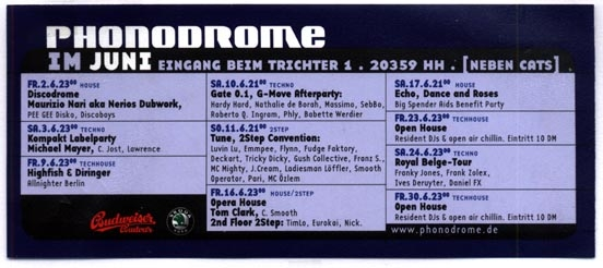 2000.06 Phonodrome