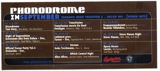 2000.09 Phonodrome
