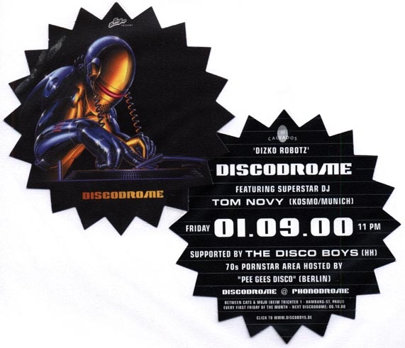 2000.09.01 Phonodrome