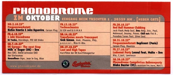 2000.10 b Phonodrome